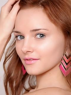 Angelic redhead teens site